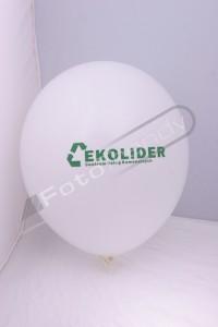 Balony reklamowe promują salony kosmetyczne